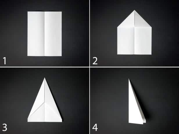 DIY Paper Airplane